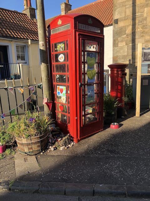 John St Telephone Box